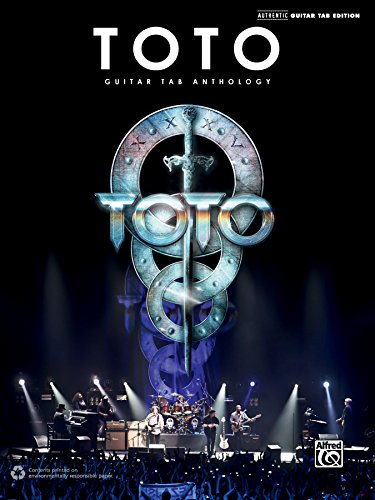- Toto: Guitar TAB Anthology: Authentic Guitar TAB Edition