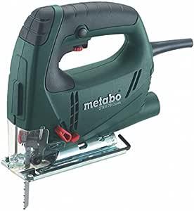 Metabo 601040900 601040900-Sierra de calar STEB 70 Quick 570W con maletín: Amazon.es: Bricolaje y herramientas