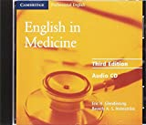 img - for English in Medicine Audio CD: A Course in Communication Skills (Cambridge Professional English) book / textbook / text book