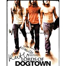 Lords Of Dogtown Poster Autographed Preprint Signed Photo