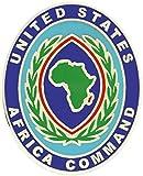 US Africa Command Combat Service Identification Badge (CSIB)
