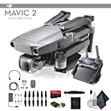 DJI Mavic 2 Pro (CP.MA.00000019.01) 64GB Memory Card, Memory Card Wallet, Cleaning Kit More - Starter Bundle