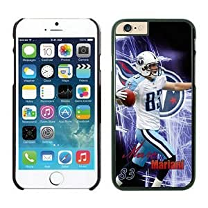 NFL Case Cover For Ipod Touch 4 Tennessee Titans Marc Mariani Black Case Cover For Ipod Touch 4 Cell Phone Case ONXTWKHC4397