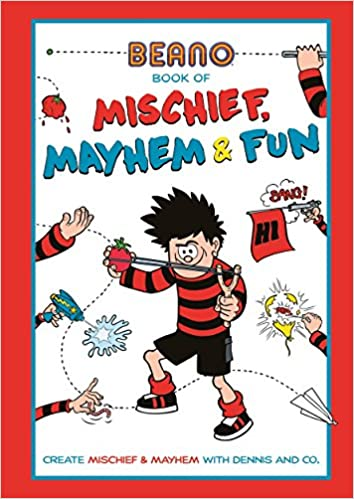 62cc77e6ee25 The Beano Book of Mischief