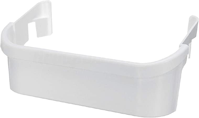 UpStart Components Brand 240323001 /& 240356401 Refrigerator Door Bin Replacement for Frigidaire FRS26HF6BB2 Refrigerator Compatible with 240323001 /& 240356401 White Door Bin