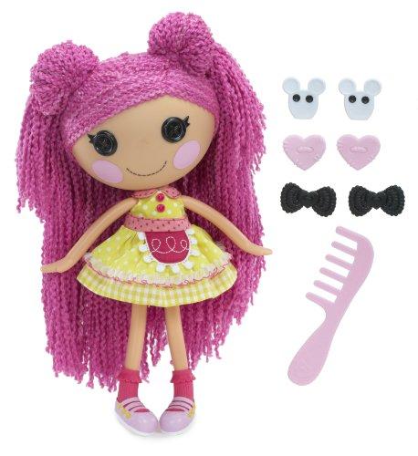 Lalaloopsy Loopy Hair Crumbs Sugar Cookie Doll