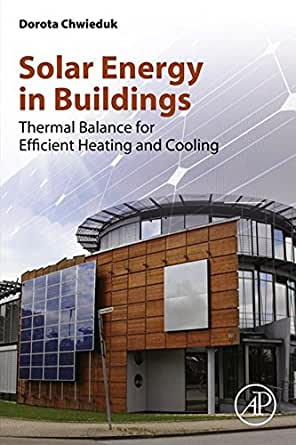 The heat balance model of residential house