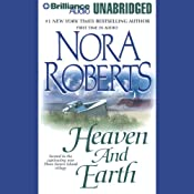 Heaven and Earth: Three Sisters Island Trilogy, Book 2 | Nora Roberts