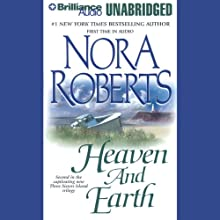 Heaven and Earth: Three Sisters Island Trilogy, Book 2 Audiobook by Nora Roberts Narrated by Sandra Burr