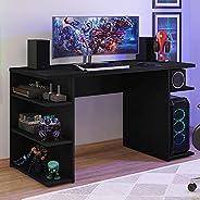 Mesa para Computador Gamer Escrivaninha 9409 Madesa - Preto