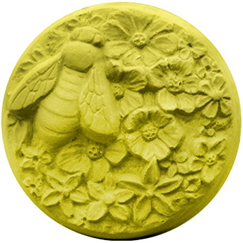 Bees and Blossoms Milky Way Soap Mold - Melt and Pour - Cold Process - Clear PVC - Not Silicone - MW 058