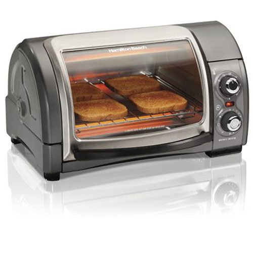 Hamilton Beach 4 Slice Toaster Oven HAMILTON BEACH BRANDS 31334