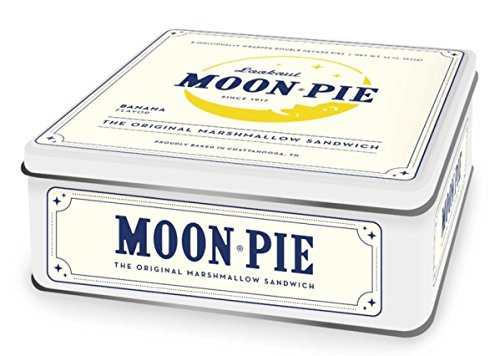 MoonPie Double Decker Collectible Tin (Banana)