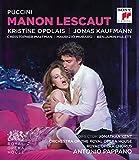 Music : Puccini: Manon Lescaut [Blu-ray]