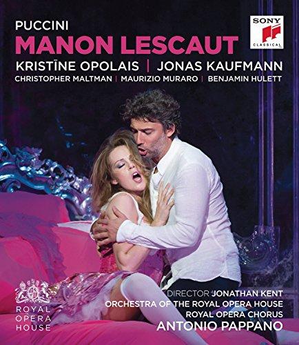 Manon Lescaut (Blu-ray)