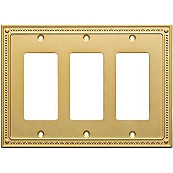 Franklin Brass W35060-BB-C Classic Beaded Single Decorator Wall ...