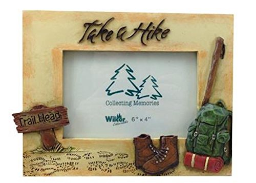 (Take a Hike Photo Frame 8-inch,)