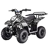 Best Kids ATVs - FamilyGoKarts Boulder 400XR Kids ATV in Black Spider Review