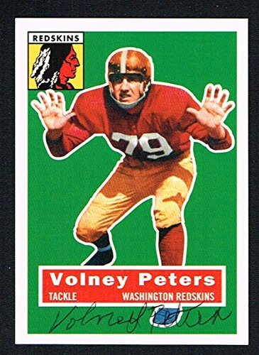 Volney Peters #73 signed autograph auto 1994 Topps 1956 A...