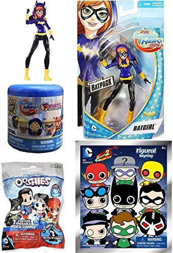 Capsule Toys Action Figure (DC Mystery Figures + Batgirl 6