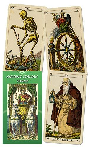 Ancient Italian Tarot Cards – 8 Sept. 2000
