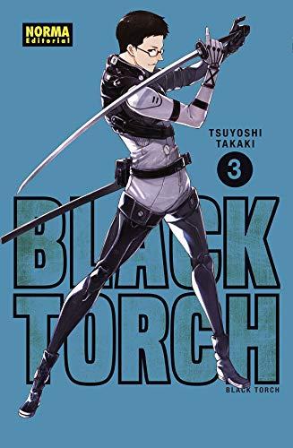 BLACK TORCH 3 por Takaki Tsuyoshi
