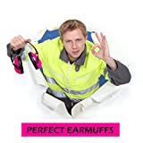 Earmuffs Protection for Kids & Adults:Absolute