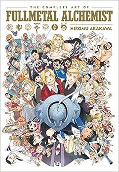 The Complete Art Of Fullmetal Alchemist por Hiromu Arakawa epub