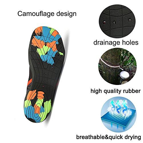 Women Shoes Water Multifunction Lightweight Men Black Yoga green Beach Aqua Pool Non Quick Surf Leyang Dry slip Socks Barefoot Swim dtEqwqAP