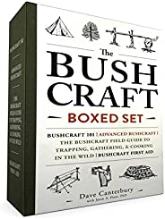The Bushcraft Boxed Set: Bushcraft 101; Advanced Bushcraft; The Bushcraft Field Guide to Trapping, Gathering,