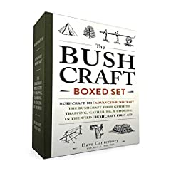 The Bushcraft Boxed Set brings together four titles from wilderness expert and New York Times bestselling author Dave Canterbury.The collection includes:Bushcraft 101: The primer to wilderness survival based on the author's 5Cs of Survivabili...