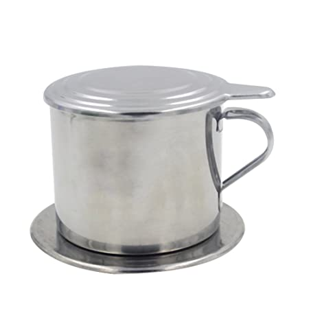 Filtro de café reutilizable Lievevt, filtro de café de acero ...
