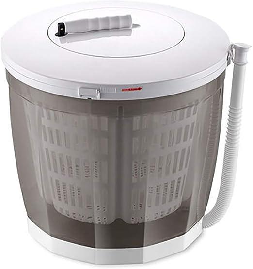 Amazon.com: Mini lavadora portátil Eco lavadora manivela ...