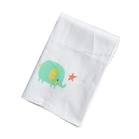 Newin Star Toalla Facial Infantil,Muslin Organics Baby Washcloths,Toallitas reutilizables 100% algodón