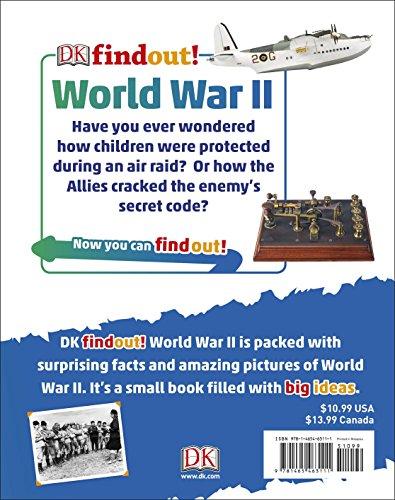 DK findout! World War II by DK Children (Image #1)