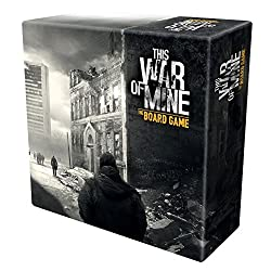 This War of Mine GAKTWOM01 Board Game