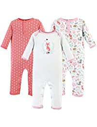 Cotton Union Suit, 3 Pack,