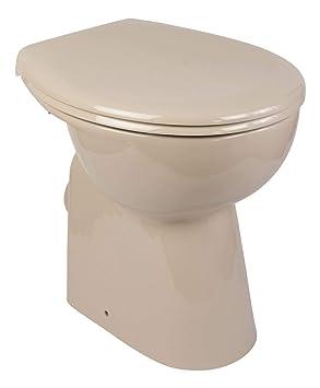 Gut gemocht Calmwaters - Riou - Erhöhtes Stand-WC mit Erhöhung von 7 cm ohne EI91