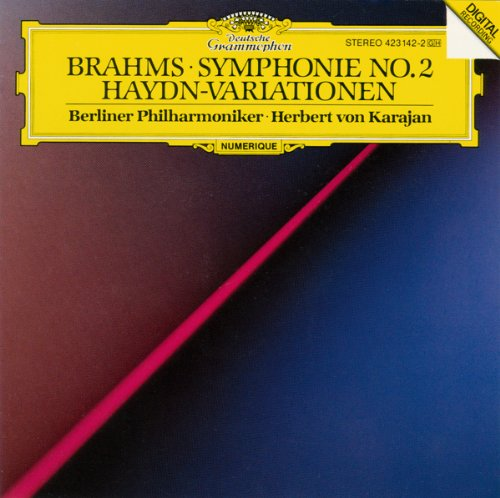 Brahms: Symphony No.2 In D Major, Op. 73; Variations On A Theme By Joseph Haydn, Op. 56a