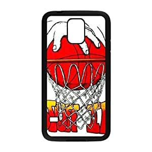 basketball is life Brand New Cover Case with Hard Shell Protection for SamSung Galaxy S5 I9600 Case lxa#287054