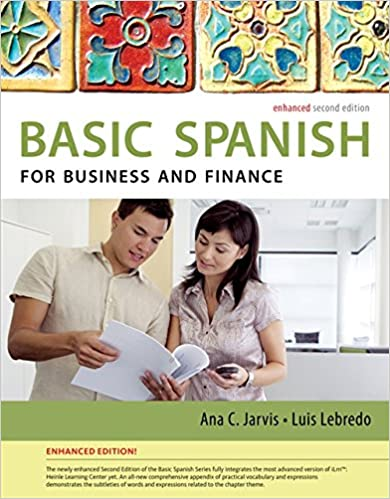Spanish For Business And Finance Enhanced Edition The Basic Series World Languages 2nd