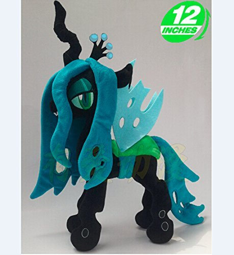 MON PETIT PONEY / MY LITTLE PONY - PELUCHE QUEEN CHRYSALIS 30 cm by STS