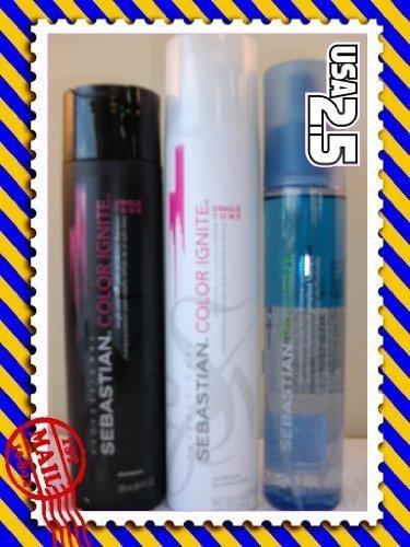 Sebastian Lollapalooza 2011 Color Ignite Single Tone Sham...