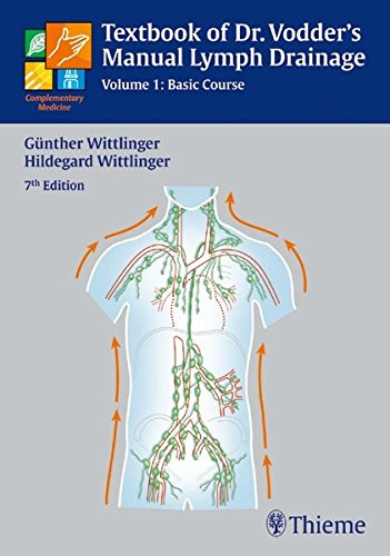 Textbook of Dr. Vodder's Manual Lymph Drainage (Vol 1)