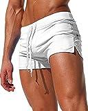 Malavita Mens Swim Shorts Slim Wear with Pocket