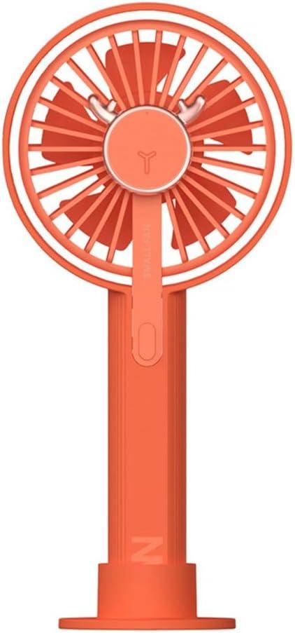 Ventilador Mini ventilador de mano de venado, ventilador de ...