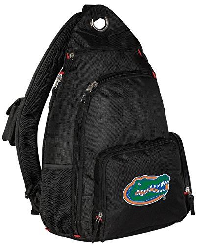 Broad Bay University of Florida Backpack Single Strap Florida Gators Sling Backpack