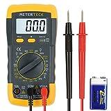 M-teck Digital Multimeter Voltmeter Multitester
