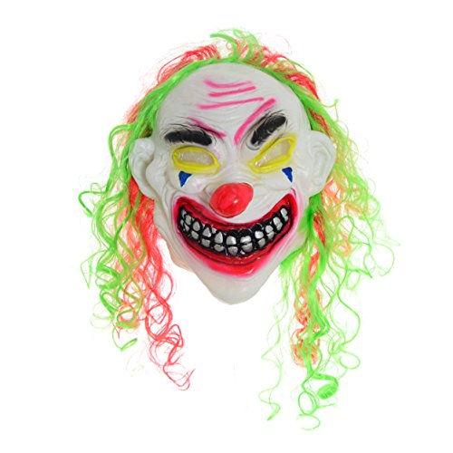 HLCJ  (Scary Clown Costumes For Men)