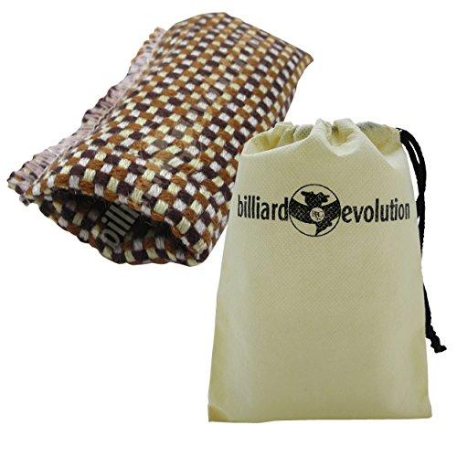 Cuetec Billiard/Pool Cue Accessory: Billiard Cue Shaft Slicker Cloth
